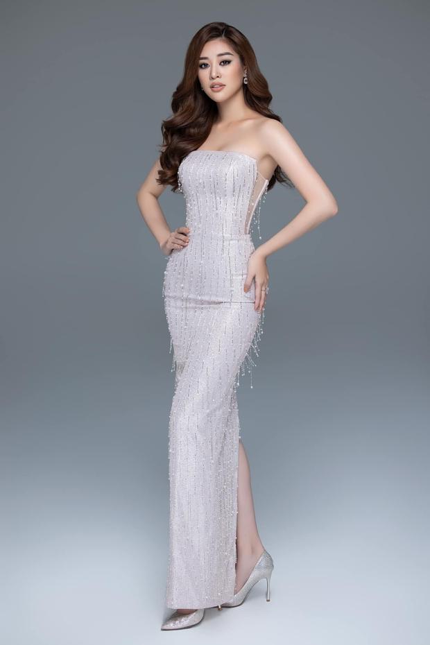 Khánh Vân bất ngờ bứt phá lọt top BXH trước thềm chinh chiến Miss Universe 2020, vị trí còn rất đáng kỳ vọng! - Ảnh 5.