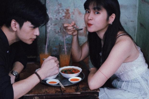 Khánh Vân và Trần Nghĩa tung bộ ảnh film tình hơn cái bình, tính nối lại mối tình Trà Long - thầy Ngạn à? - Ảnh 2.