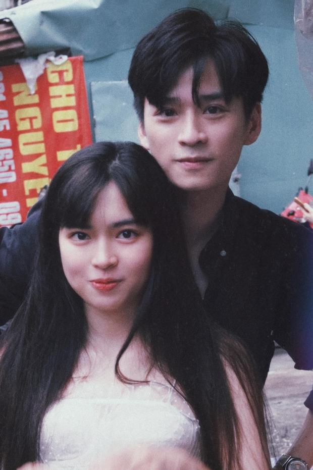 Thầy Ngạn đánh lẻ với Khánh Vân làm bộ ảnh cực tình, netizen trêu: Tính dằn mặt Trúc Anh hay gì? - Ảnh 3.