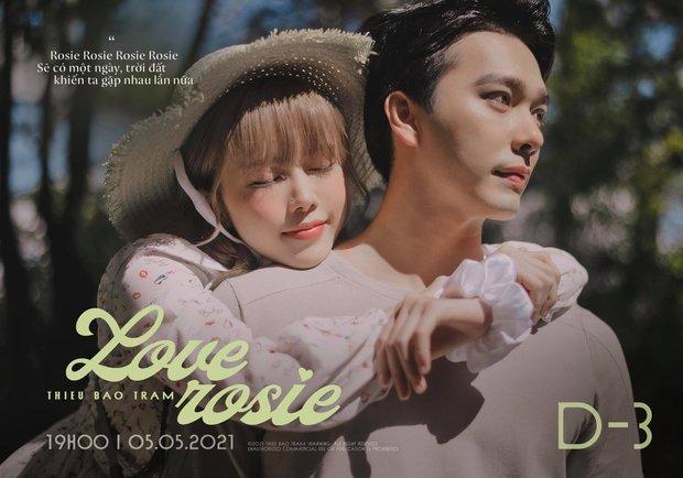 """Lộ diện """"bạn trai"""" của Thiều Bảo Trâm trong MV comeback, hóa ra là trai đẹp Tình Yêu Hoàn Mỹ - Ảnh 1."""
