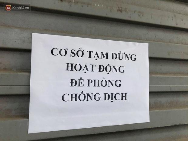 Ảnh: Quán karaoke, game ở Hà Nội lại ngủ đông giữa hè để phòng dịch Covid-19 - Ảnh 12.