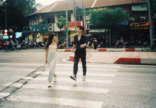Khánh Vân và Trần Nghĩa tung bộ ảnh film tình hơn cái bình, tính nối lại mối tình Trà Long - thầy Ngạn à? - Ảnh 8.