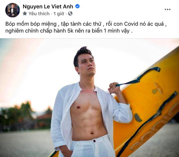 Buồn của Việt Anh: Hí hửng khoe body 6 múi đâu ra đấy, ai dè chẳng ai tin còn bị đòi 500 ảnh thật - Ảnh 2.