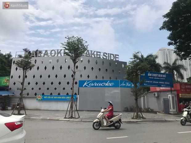 Ảnh: Quán karaoke, game ở Hà Nội lại ngủ đông giữa hè để phòng dịch Covid-19 - Ảnh 6.