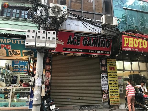 Ảnh: Quán karaoke, game ở Hà Nội lại ngủ đông giữa hè để phòng dịch Covid-19 - Ảnh 13.