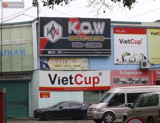 Ảnh: Quán karaoke, game ở Hà Nội lại ngủ đông giữa hè để phòng dịch Covid-19 - Ảnh 9.