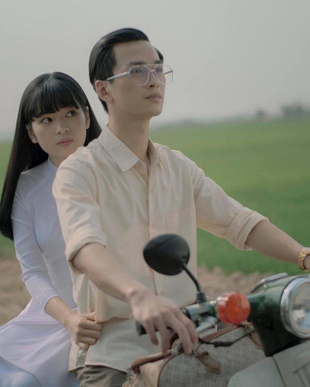 Thầy Ngạn đánh lẻ với Khánh Vân làm bộ ảnh cực tình, netizen trêu: Tính dằn mặt Trúc Anh hay gì? - Ảnh 8.