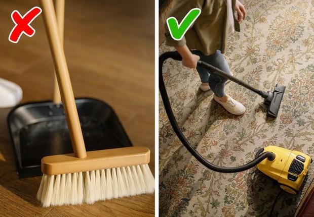 10 thói quen tai hại khi dọn dẹp, không cẩn thận vừa huỷ hoại nhà cửa vừa làm bệnh tật lây lan - Ảnh 1.