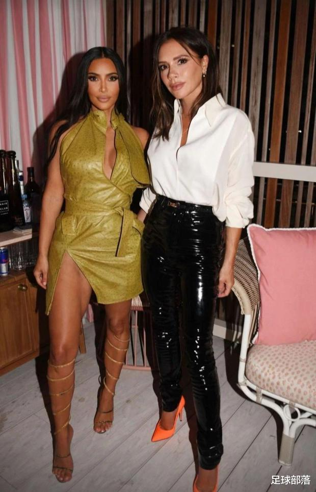 Victoria nổi trận lôi đình vì David Beckham tán tỉnh, hôn hít Kim Kardashian ngay trong sinh nhật mình? - Ảnh 7.