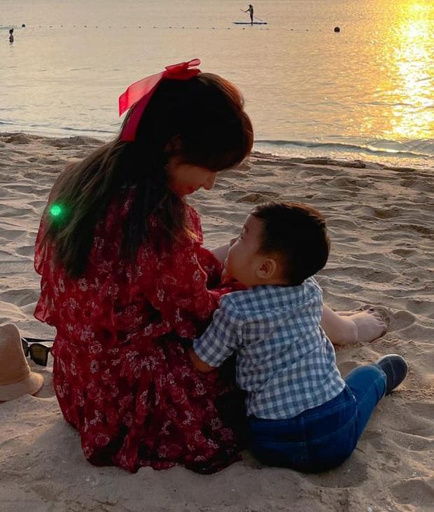 Hoà Minzy nhớ nhung khoe ảnh chồng con nhưng lại phán luôn một câu nghe đầy giả trân - Ảnh 5.