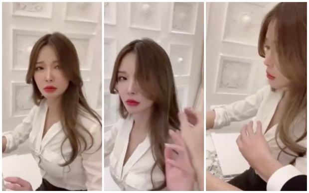 Nữ streamer xinh đẹp gây sốc khi nhận tiền rồi để fan thoải mái đụng chạm, cởi áo, tuyên bố nhờ vậy mà kiếm được hơn 2 tỷ mỗi tháng - Ảnh 3.