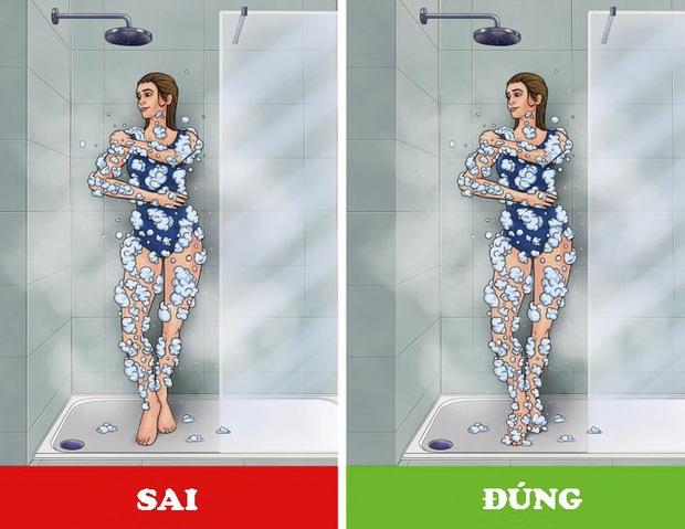 6 bộ phận trên cơ thể bạn có thể đang không được vệ sinh đúng cách, nhất là cái thứ 4 - Ảnh 1.