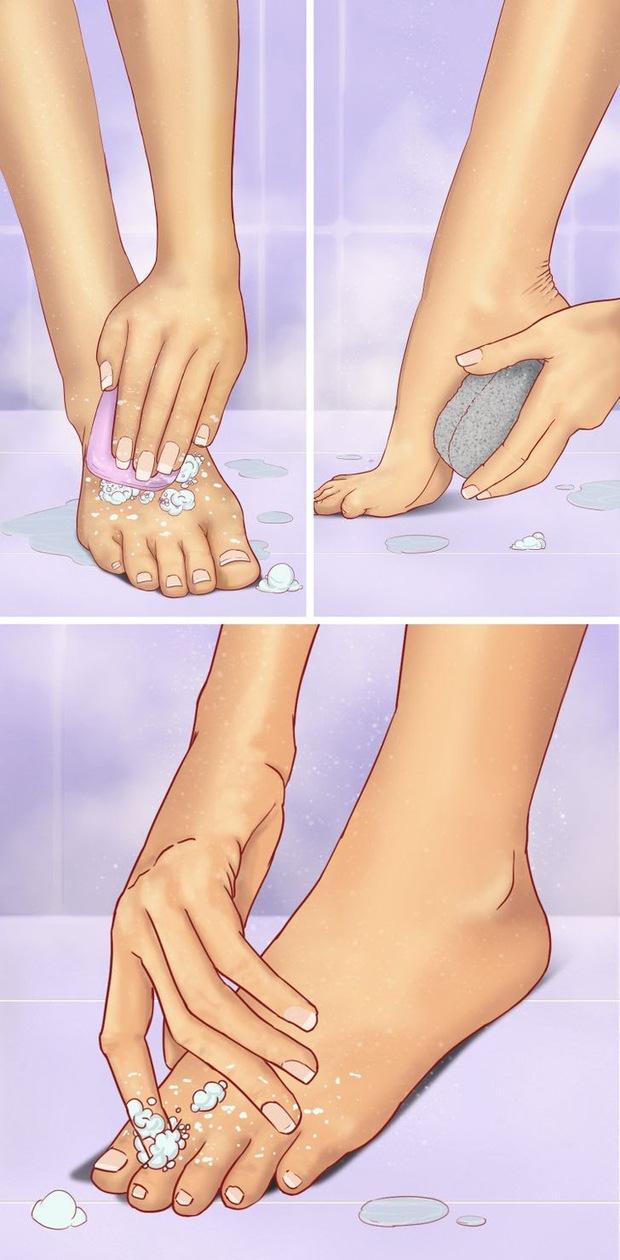 6 bộ phận trên cơ thể bạn có thể đang không được vệ sinh đúng cách, nhất là cái thứ 4 - Ảnh 2.