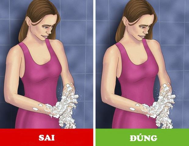 6 bộ phận trên cơ thể bạn có thể đang không được vệ sinh đúng cách, nhất là cái thứ 4 - Ảnh 7.