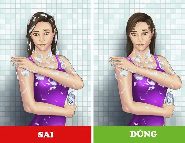 6 bộ phận trên cơ thể bạn có thể đang không được vệ sinh đúng cách, nhất là cái thứ 4 - Ảnh 8.