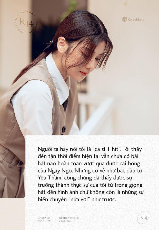 Hoàng Yến Chibi: Đoạn rap của Tlinh hay hơn phần của tôi thật; không quan tâm việc bị so sánh với AMEE - Ảnh 10.