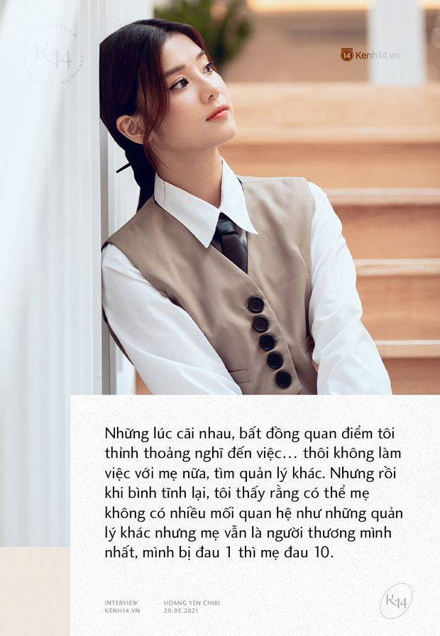 Hoàng Yến Chibi: Đoạn rap của Tlinh hay hơn phần của tôi thật; không quan tâm việc bị so sánh với AMEE - Ảnh 15.
