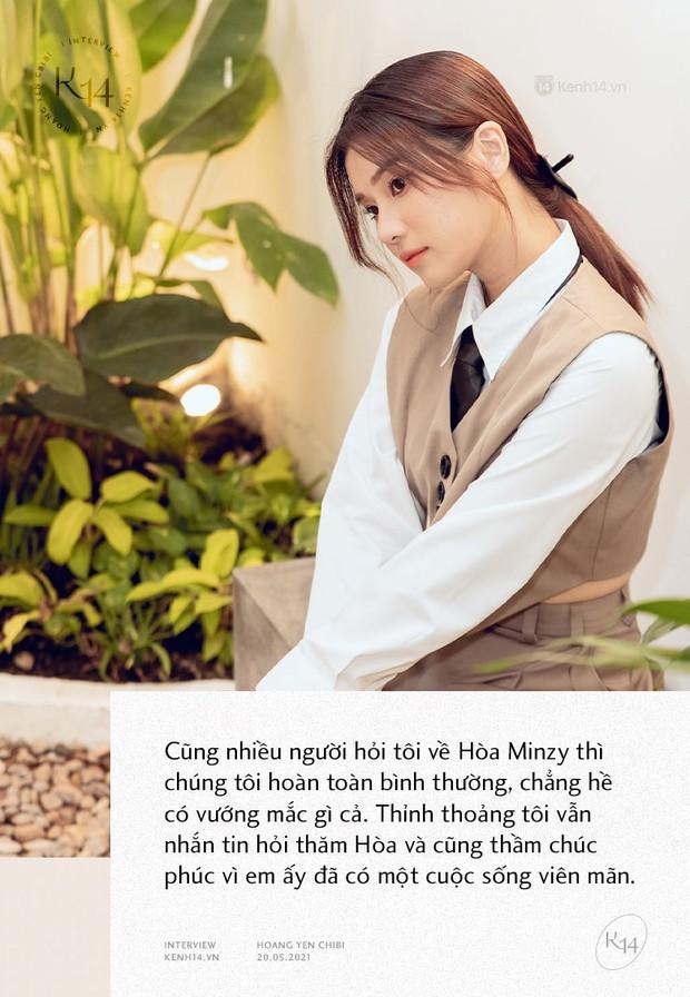 Hoàng Yến Chibi: Đoạn rap của Tlinh hay hơn phần của tôi thật; không quan tâm việc bị so sánh với AMEE - Ảnh 19.
