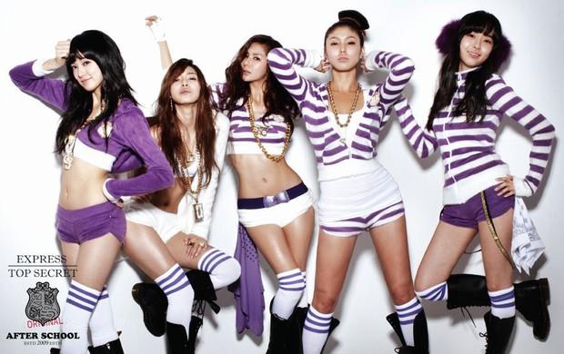 Visual lúc debut - tan rã của loạt nhóm nhạc Kpop: 2NE1 lên hương nhưng mặt Park Bom lại biến dạng, After School toàn mỹ nhân chân dài đắt giá - Ảnh 10.