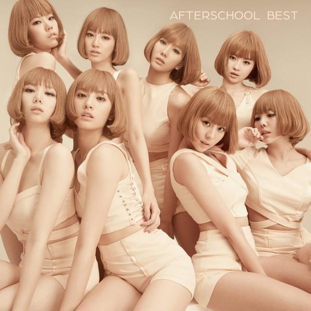Visual lúc debut - tan rã của loạt nhóm nhạc Kpop: 2NE1 lên hương nhưng mặt Park Bom lại biến dạng, After School toàn mỹ nhân chân dài đắt giá - Ảnh 11.