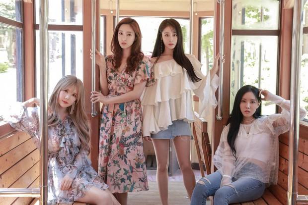 Visual lúc debut - tan rã của loạt nhóm nhạc Kpop: 2NE1 lên hương nhưng mặt Park Bom lại biến dạng, After School toàn mỹ nhân chân dài đắt giá - Ảnh 17.