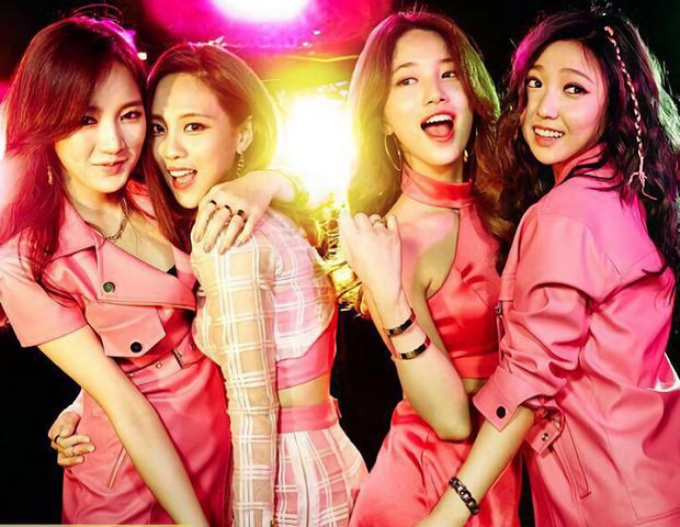 Visual lúc debut - tan rã của loạt nhóm nhạc Kpop: 2NE1 lên hương nhưng mặt Park Bom lại biến dạng, After School toàn mỹ nhân chân dài đắt giá - Ảnh 19.