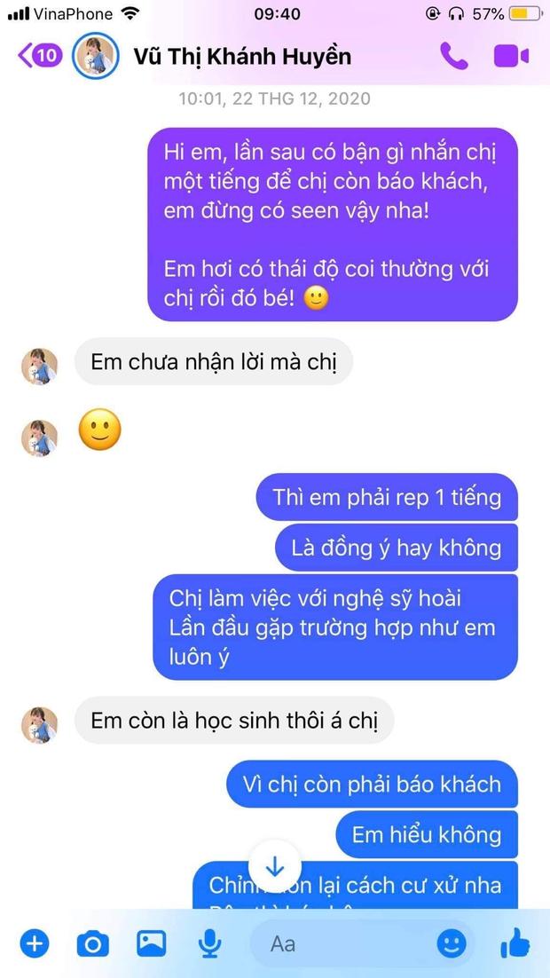 Hot TikToker Khánh Huyền 2k4 nói gì khi sau nửa năm bất ngờ bị tố kênh kiệu, thiếu chuyên nghiệp? - Ảnh 6.