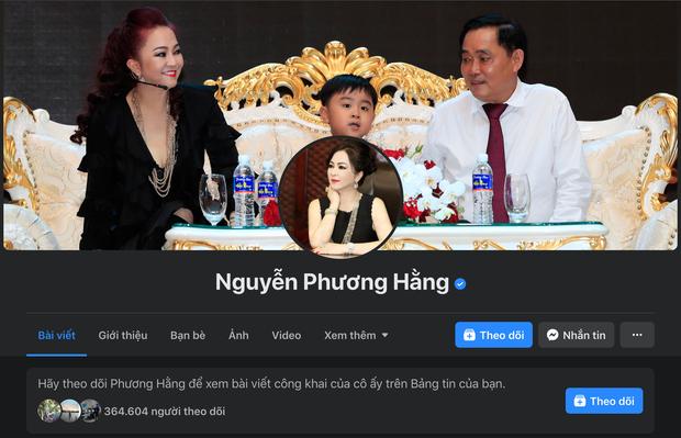Làm náo loạn cả showbiz Việt, Bà Phương Hằng hot như thế nào trên mạng xã hội? - Ảnh 2.