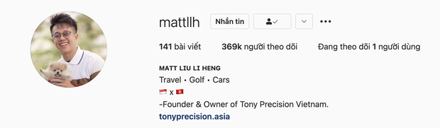 Sau khi xoá định mệnh tình yêu, Matt Liu thẳng tay cắt Hương Giang ra khỏi ảnh đại diện Instagram? - Ảnh 2.
