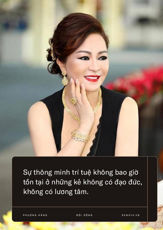 Bà Phương Hằng đeo kim cương hột mít, tuôn một tràng cả chục câu đạo lý: Tôi sẵn sàng bỏ ra 2000 tỷ để mua... chân lý cuộc sống! - Ảnh 17.