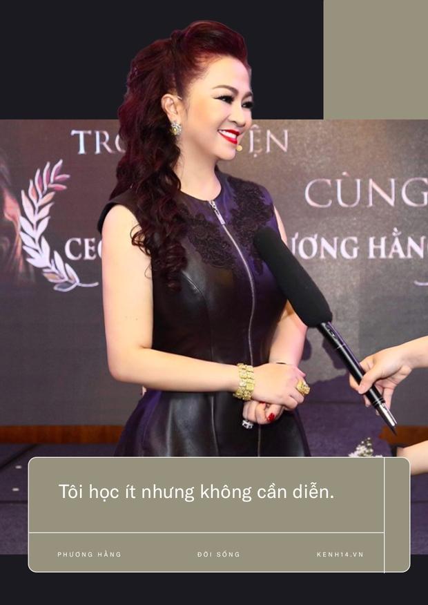 Bà Phương Hằng đeo kim cương hột mít, tuôn một tràng cả chục câu đạo lý: Tôi sẵn sàng bỏ ra 2000 tỷ để mua... chân lý cuộc sống! - Ảnh 15.