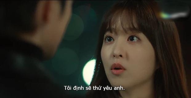 Muôn kiểu cọc tỏ tình trâu rúng động màn ảnh Hàn: Seo Ye Ji điên cũng chưa bằng Park Bo Young - Ảnh 9.