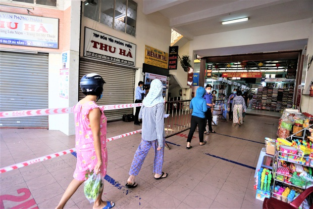 Người dân Đà Nẵng sẽ đi chợ bằng thẻ QR-Code - Ảnh 1.