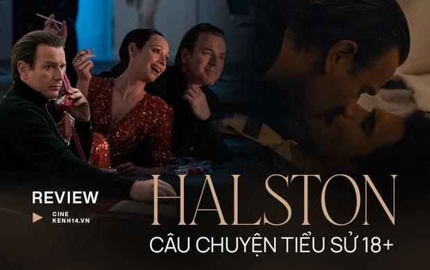 Phim 18+ Halston: Đằng sau mác phim người lớn trá hình là bi kịch của thế giới thời trang trụy lạc phồn hoa - Ảnh 1.