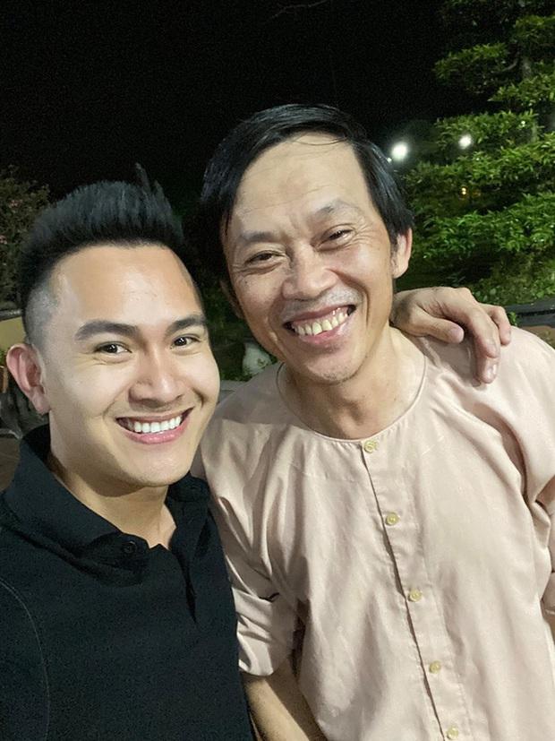 Hứa Minh Đạt có động thái đặc biệt với Hoài Linh giữa drama vợ cũ tự nhận, con trai nam danh hài ở Mỹ vào hưởng ứng luôn - Ảnh 4.