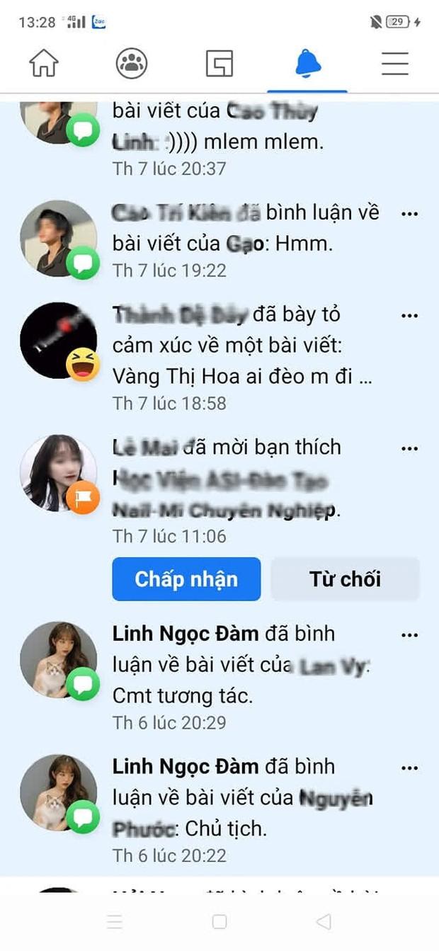 Linh Ngọc Đàm hả hê vì được Facebook tháo khoá, tự hứa sẽ không khẩu nghiệp nữa... - Ảnh 6.