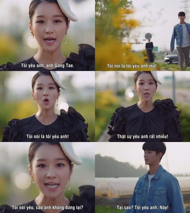 Muôn kiểu cọc tỏ tình trâu rúng động màn ảnh Hàn: Seo Ye Ji điên cũng chưa bằng Park Bo Young - Ảnh 2.