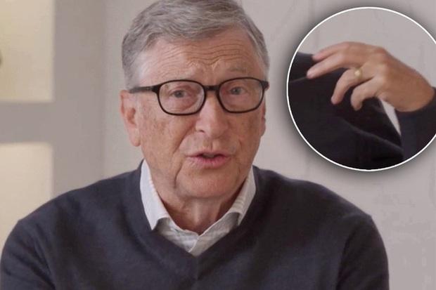 Tỷ phú Bill Gates gây chú ý khi vẫn đeo nhẫn cưới, bị nghi ngờ ly hôn chỉ là chiêu bài thâm sâu của hai vợ chồng? - Ảnh 2.