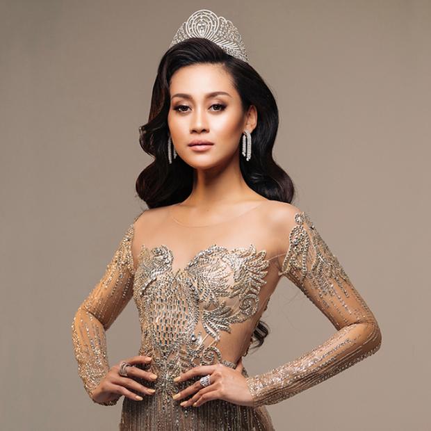 Chị em thân thiết nhất của Hoa hậu Khánh Vân tại Miss Universe bức xúc vì bị đổi thông tin thành người mẫu khỏa thân - Ảnh 1.