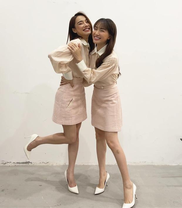 Hòa Minzy đang mải hát tặng sinh nhật Nhã Phương thì hốt hoảng khi Trường Giang nhắc... Bo khóc - Ảnh 6.