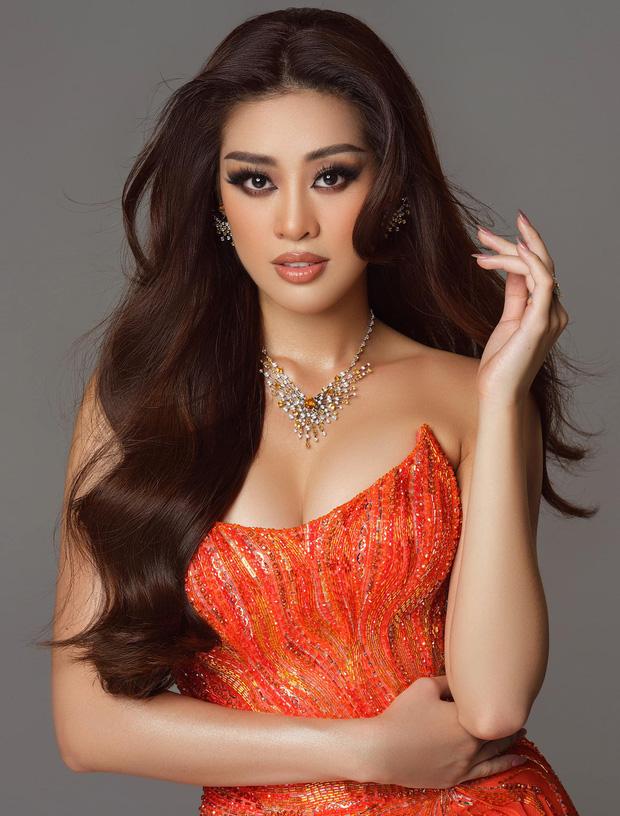 Lập kỷ lục lịch sử ở Miss Universe nhưng bị mỉa mai là Miss Vote, đây là cách ứng xử của Khánh Vân! - Ảnh 3.