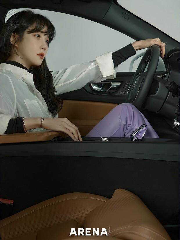 7 chị đại U50 đẹp nức nở ở phim Hàn: Hội Penthouse xịn đấy nhưng không qua nổi độ ngầu của mợ cả Mine - Ảnh 2.