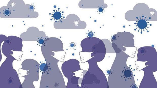 Virus SARS-CoV-2 lây truyền trong không khí: Đứng cách người bị nhiễm 10m vẫn bị lây? - Ảnh 3.
