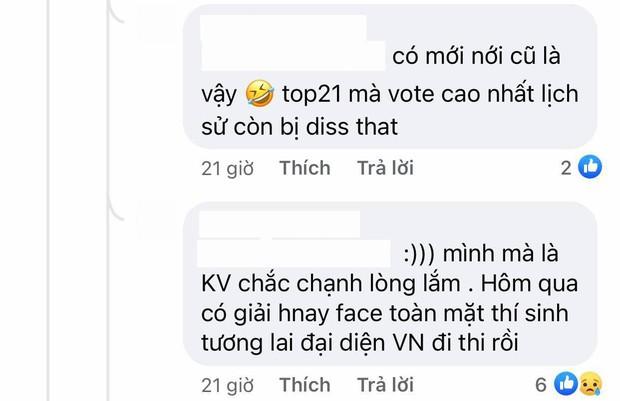 Netizen vội vã lăng xê Kim Duyên vì Khánh Vân không đạt thứ hạng cao như mong đợi? - Ảnh 6.