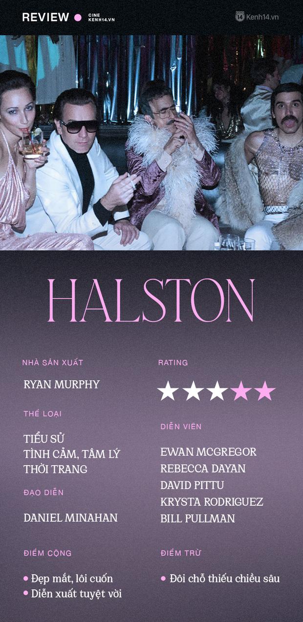 Phim 18+ Halston: Đằng sau mác phim người lớn trá hình là bi kịch của thế giới thời trang trụy lạc phồn hoa - Ảnh 14.