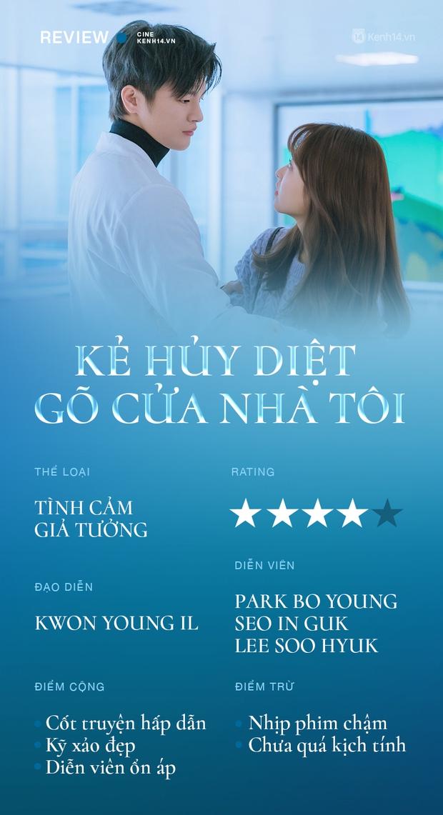 Kẻ Hủy Diệt Gõ Cửa Nhà Tôi: Park Bo Young thoát bóng Do Bong Soon, phim giống Goblin đấy nhưng sâu lắng hơn nhiều - Ảnh 17.