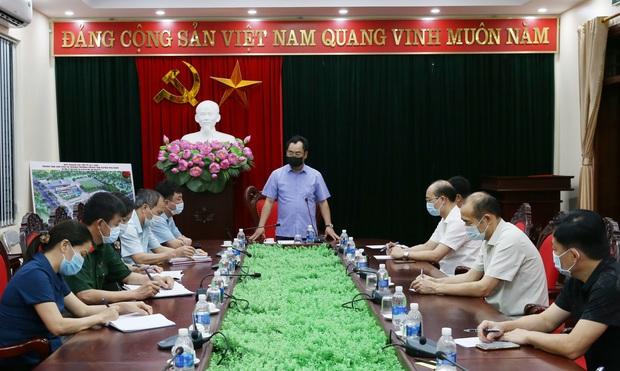 Nóng: Thái Nguyên ghi nhận ca nghi mắc Covid-19 đầu tiên, là công nhân ở Bắc Giang về huyện Phú Bình - Ảnh 1.