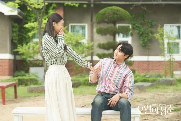 Youth of May: Bản nhạc tình yêu ngọt sủng viết bằng máu và cái chết, Lee Do Hyun bùng nổ visual khiến ai cũng đòi gả! - Ảnh 18.