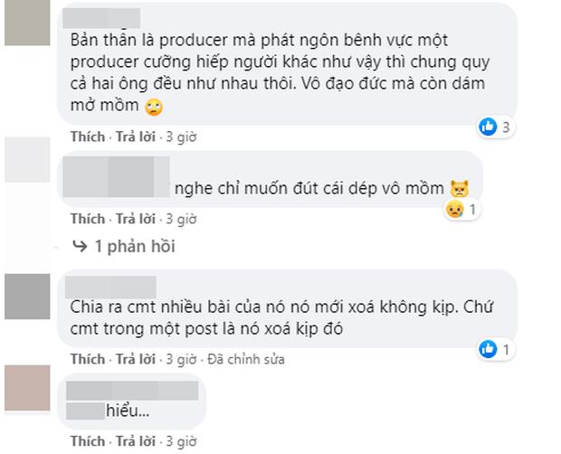 Một producer người Việt bị công ty sa thải ngay lập tức sau khi bình luận dạo về chuyện Lady Gaga bị hãm hiếp phải phá thai năm 19 tuổi - Ảnh 5.