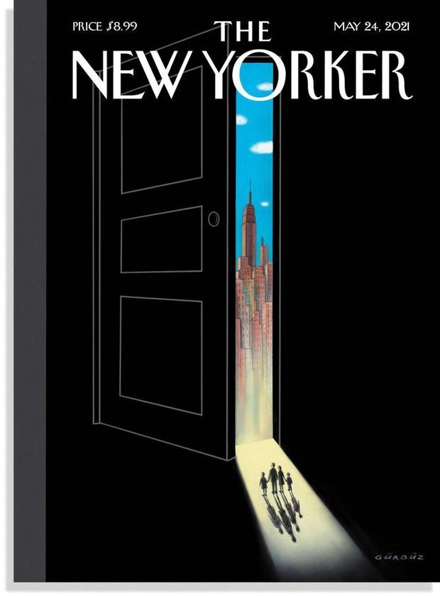 Một New York khác lạ: Thành phố không ngủ rùng mình thức giấc sau cơn ác mộng dài mang tên Covid-19 - Ảnh 1.